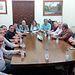 Milagros Tolon se reúne con el comité empresa de ICSA.