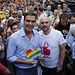 Pedro Zerolo en el pregón del Orgullo 2015