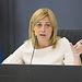 Carmen Picazo, portavoz del Grupo Municipal Ciudadanos en el Ayuntamiento de Albacete.