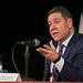 El presidente de Castilla-La Mancha, Emiliano García-Page, inaugura la jornada 'El futuro del gas renovable'. (Fotos: A. Pérez Herrera // JCCM).