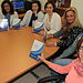 Ginecólogas del Hospital de Toledo elaboran el protocolo asistencial para el tratamiento de los miomas uterinos de la SEGO. Foto: JCCM.