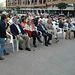 Carmen Picazo, ha acudido en representación de Ciudadanos Albacete, a las fiestas del barrio de Villacerrada