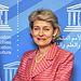 Irina Bokova, Directora General de la UNESCO. Foto: UNESCO/Michel Ravassard.