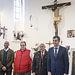 Presentación del programa de Semana Santa en la capilla del cementerio