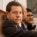 Emiliano García-Page. Debate de Investidura. 01-07-15