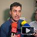 Francho Tierraseca, miembro de la plataforma 'Somos Socialistas' en apoyo a Pedro Sánchez