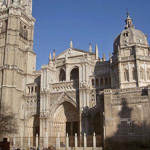 En la Catedral de Toledo se puede contemplar la huella de todos los estilos artísticos de la historia de España.
