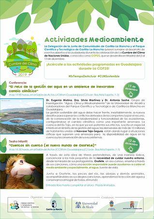 Guadalajara se suma a las actividades de la COP25. Foto: Natalia Guerrero