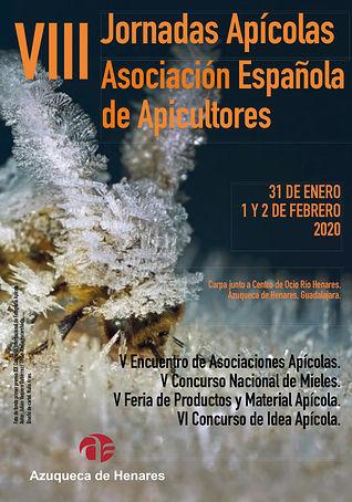 VIII Jornadas de la Asociación Española de Apicultores.