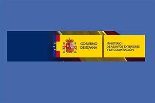 Logo Ministerio Exteriores