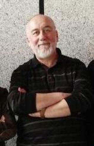 Eusebio García Coronado, Decano del Colegio Oficial de de Arquitectos de Castilla la Mancha