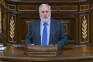 El ministro de Agricultura, Alimentación y Medio Ambiente, Miguel Arias Cañete (Ministerio de Agricultura, Alimentación y Medio Ambiente)
