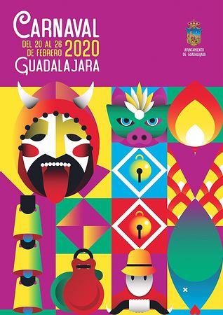 Carnaval Guadalajara 2020.