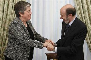 Alfredo Pérez Rubalcaba. Foto: EFE