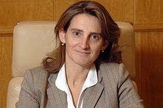 Teresa Ribera. Foto: Ministerio de Medio Ambiente y Medio Rural y Marino