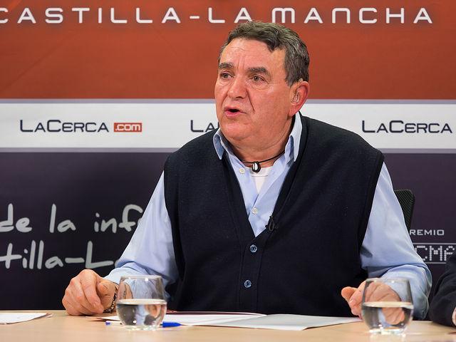 Venancio Cuenca López, miembro de la primera Ejecutiva que tuvo CC.OO. en Castilla-La Mancha.