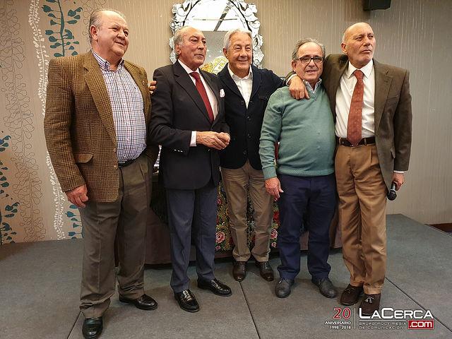 Homenaje a Sebastián Cortés - Restaurante Álvarez.