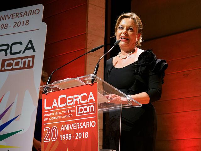 Gala del 20 aniversario de La Cerca y entrega de los X Premios Solidarios