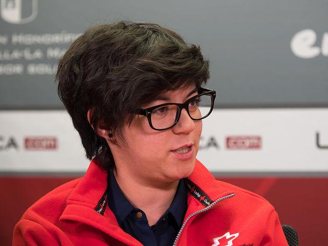 Gemma Olmedo Lara, Coordinadora Técnica de Cruz Roja Juventud Albacete
