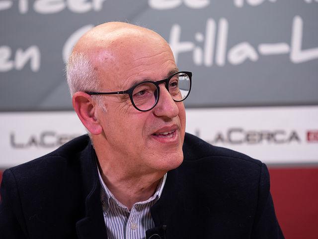 Miguel Lucas, profesor de Historia y Antropología