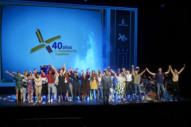 Gala de la Cultura 2018 y entrega de las Medallas al Mérito Cultural de Castilla-La Mancha