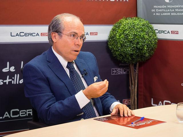 Javier López-Galiacho, presidente de AMIThE