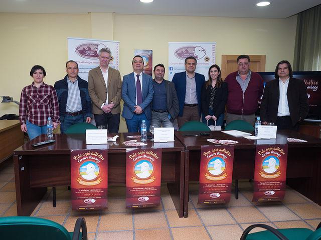 Presentación de la campaña de promoción del Cordero Manchego