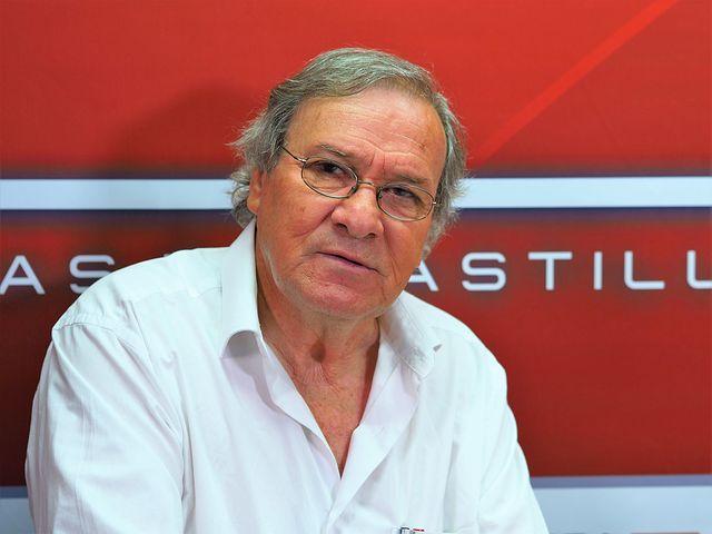 Menual Gerena, cantautor flamenco.