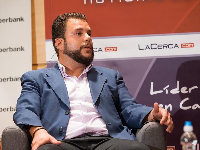Óscar Colmenar, responsable de la Cuadra de Caballos de Picar 'Pimpi de Albacete'