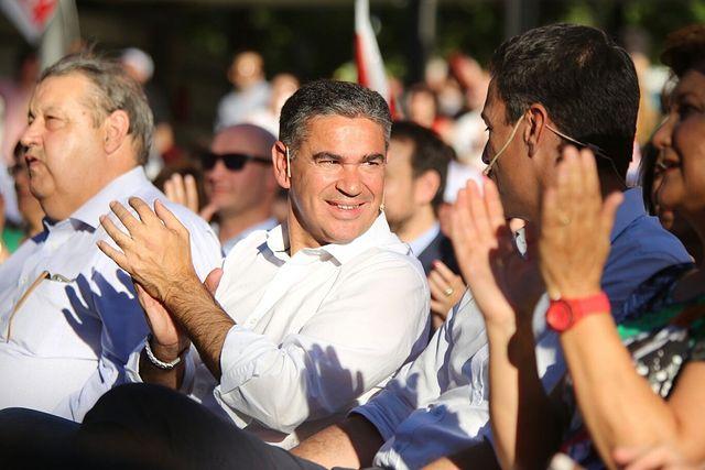 Mitin Pedro Sánchez en Albacete - 22-06-16