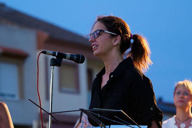 Laura Avellaneda, concejala de Ciudadanos en el Ayuntamiento de Albacete.
