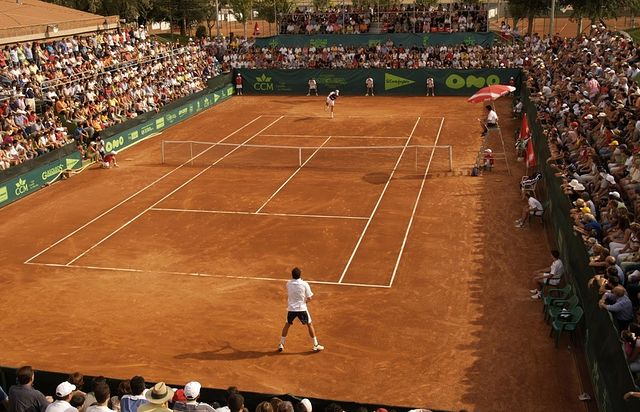 Cub de Tenis Albacete. Foto de Archivo.