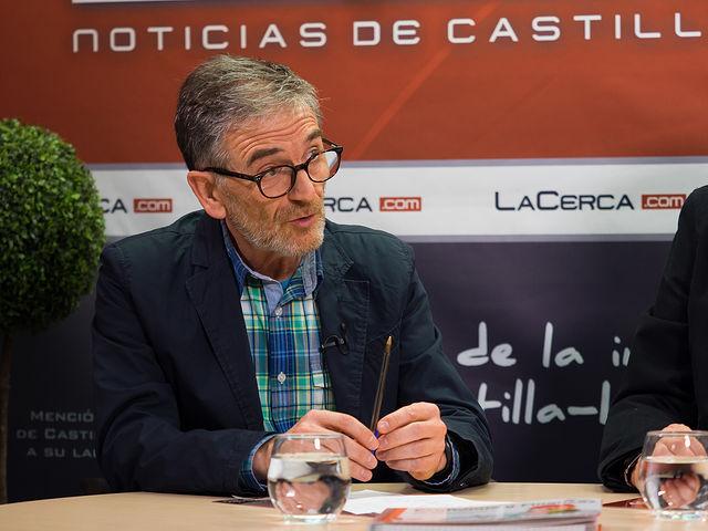 Juan Trinidad Jiménez, profesor de Economía de Secundaria del I.E.S. Andrés de Vandelvira de Albacete.
