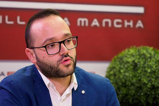 Francisco Valera, candidato al Senado por el PSOE en Albacete