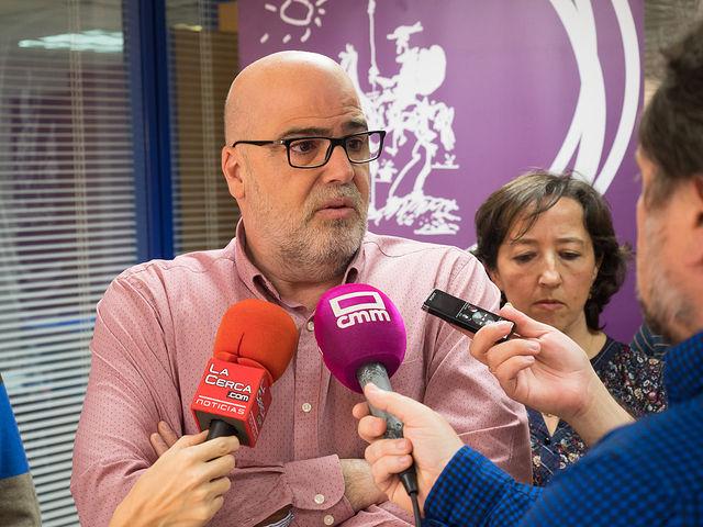"""Juan Miguel González, \""""Tú Haces Podemos\"""""""