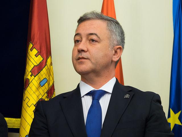 Toma de Posesión de Aquilino Iniesta como Subdelegado del Gobierno en Albacete
