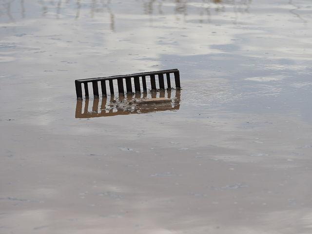 Inundaciones Carretera de Valencia.