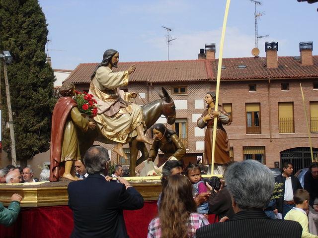 Semana Santa en Guadalajara.