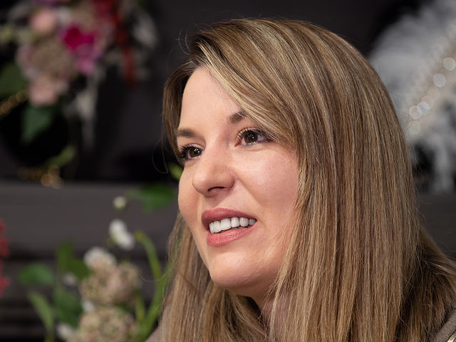 Isabel Mascagni, diseñadora de Alta Costura