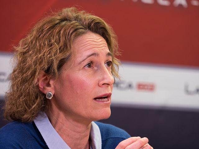 María José Simón Urban, concejela del Grupo Municipal Ganemos AB en el Ayuntamiento de Albacete