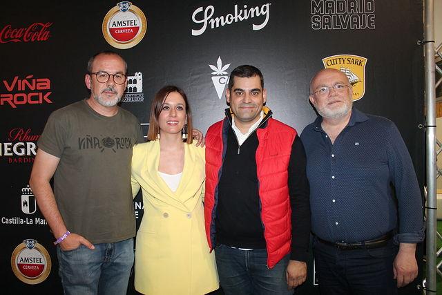Festival de Arte Nativo Viña Rock 2019