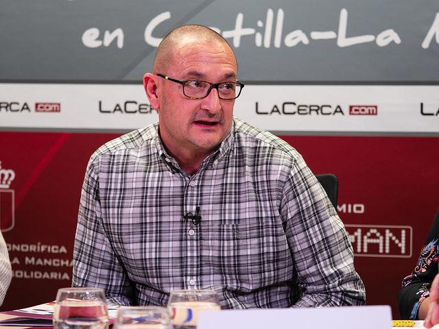 Javier López Tello, Miembro de la Junta Directiva y familiar de afectado