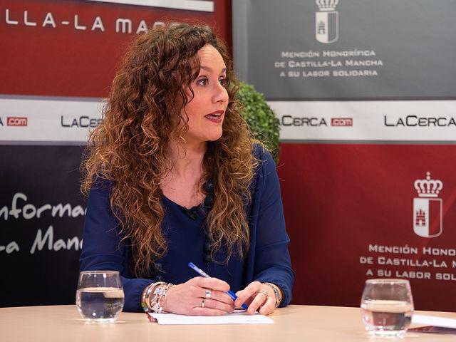 Ana Isabel Sevilla Martínez, vicepresidenta A.V. Barrio Medicina