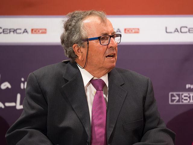 Juan Cantos, dueño de la Cuadra de Caballos de Picar 'Pimpi de Albacete'