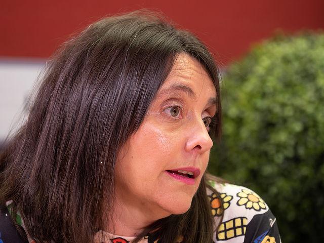 Donelia Roldán, abogada de ACCEM