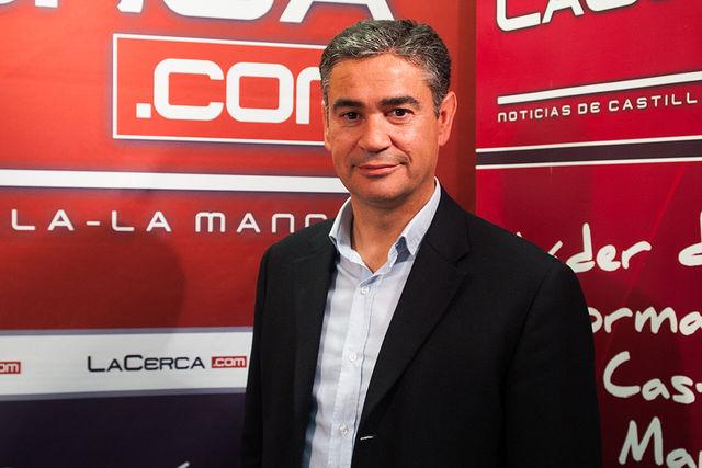 Manuel González Ramos, secretario general provincial del PSOE en Albacete.