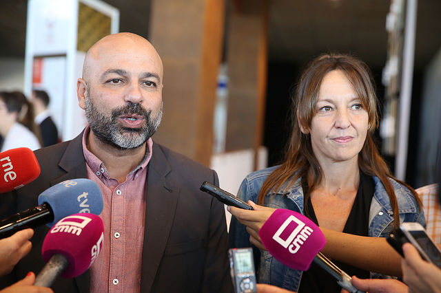 El vicepresidente segundo y la consejera para la Coordinación del Plan de Garantías Ciudadanas visitan 'FARCAMA 2017'