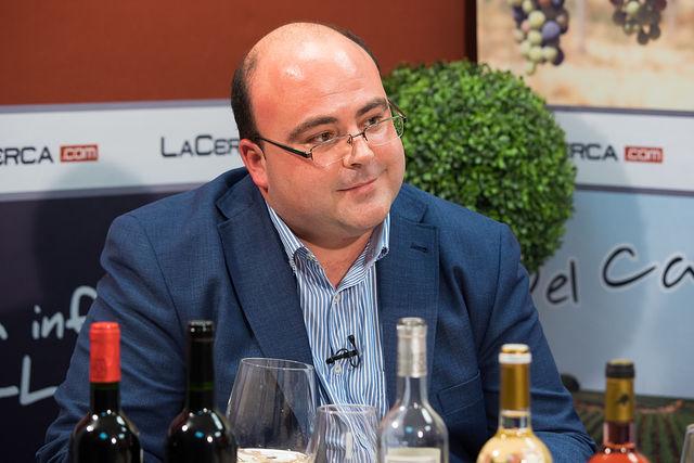 Julián García (gerente de Vinícola de Villarrobledo).