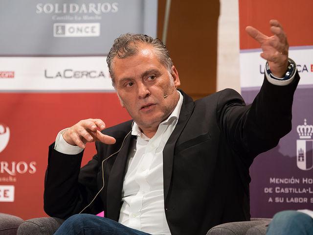 Pedro Belmonte, periodista taurino