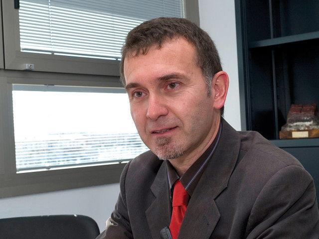 Juan Francisco Llopis prevé un aumento de afluencia de personas extranjeras que quieran formarse en el CRIB.